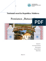 Turismul Rural În Republica Moldova