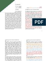 Discursos Indiretos Livres Na Literatura, Pesquisa F.chiavassa.docx