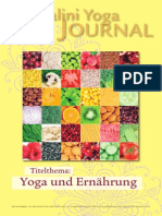 Kundalini Yoga Journal_März_2015