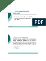 Sistema Português Da Qualidade e a Certificação