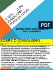 Aula 2 - Jornalismo Popular