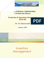 Inventory Documents