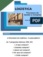 Aula 1 - 3 Periodo - Processos e Gestão de Compras