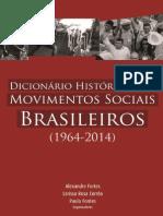 Dicionário Histórico Dos Movimentos Sociais Brasileiros (1964 – 2014)