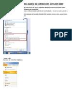 Activar El Indexado Del Buzón de Correo Con Outlook 2010