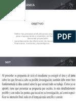 Presentación Sdt