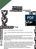 Biografia Franz Weismann