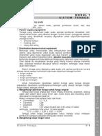 1 Sistem Tenaga Print