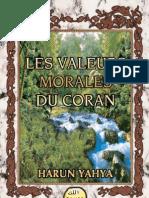 LES VALEURS MORALES DU CORAN