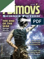 Asimov's Science Fiction - June 2015