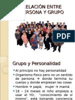 02_relación Entre Persona y Grupo