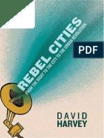 Harvey Rebel Cities