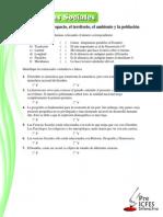 Evaluación de Sociales
