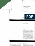 Sartori, G. Partidos y Sistemas de Partidos. Cap 5
