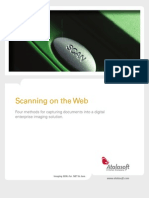 Scanning on the Web