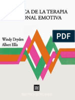 Ellis - 1989 - Práctica de La Terapia Racional Emotiva