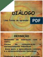 Palestra Sobre Dialogo