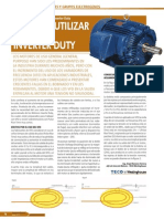Motores Inverter Duty