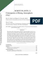 MORE EFFICIENT PLANTS