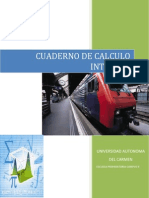 Cuaderno de Trabajo Cálculo Integral SD3