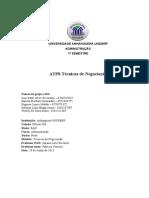 ATPS técnicas de Negociação.doc