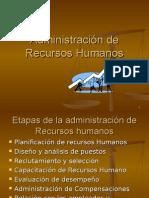Administracin de Recursos Humanos