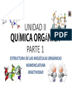 NOMENCLATURA QUIMICA ORGANICA
