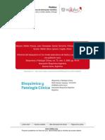 Influencia Del Tabaquismo en Los Niveles Plasmáticos De lipidos