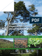 El Aporte de La Ingenieria Forestal