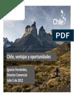 Chile Ventajas Oportunidades