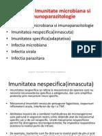Cursuri imunologie