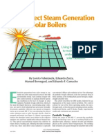 Solar Steam Generation