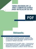 Prevenirea Incendiilor La Depozitarea Comercializarea Si Utilizarea Buteliilor Cu GPL