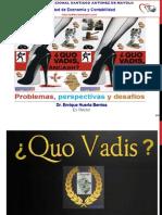 ¿Quo Vadis Áncash? Problemas, perspectivas y desafíos - Enrique Huerta Berríos