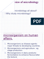 1.an Overview of Microbiology