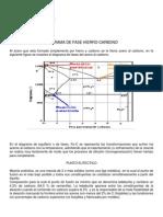 Diagrama de Fase Hierro Carbono (1)