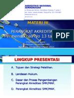 3. Perangkat Akreditasi SMK