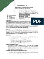 Terminos de Referencia Acora[1]
