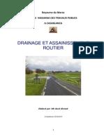 Cours de Drainage Routier