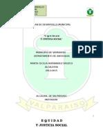 Valparaiso Sistema de Potabilizacion