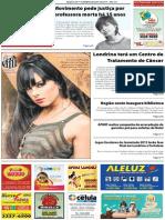 Jornal União - Edição da 1ª Quinzena de Maio de 2015