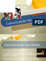 Comunicacion No Verbal 2014
