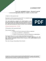Practical Work #1 (PDF File)