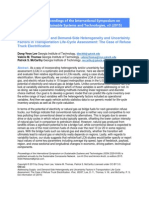 Lee - Addressing Supply- and Demand-Side Heterogeneity and Uncertainty Factors in Transportation Life-Cycle Assessment
