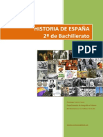HISTORIA DE ESPAÑA, TEMARIO COMPLETO (1)
