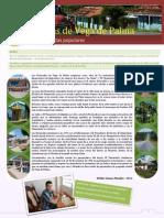 """Crónicas Vego-Palmenses. Crónica 3 """"Sobre sus fiestas populares"""""""