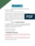 Tarea de Logica Juridica - Presentación Viernes 01-08-2014