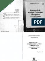 Ander Egg Ezequiel. Repensar la investigación participativa. Completo.pdf