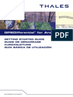 GPSDiff for ArcPad GS Guide Multi-language Rev B