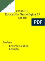 Presentacion de Clases